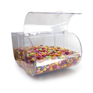 Single Bin for CandyKing Pick & Mix Sweets